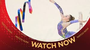 cbc olympics on twitter watch 2018 rhythmic gymnastics world chionships individual all around finals s t co 2lj7yy3rgm