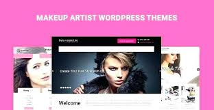 makeup artist websites templates free makeup website templates artist salon themes template download