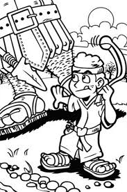 David And Goliath Coloring Page David And Goliath Coloring Pages For