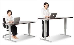 furniture creative of office desk standing desks height adjule