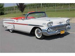 1958 Chevrolet Impala for Sale   ClassicCars.com   CC-981550