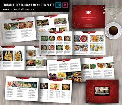 Restaurant Menu Template Food Menu Template Id38