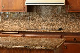common types of granite countertops surface finishes