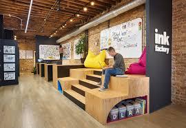 coolest office designs. Ink Factory Office Shot Coolest Designs G