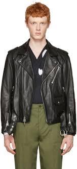 3 1 phillip lim black leather biker jacket men 3 1 phillip lim spring 3 1 phillip