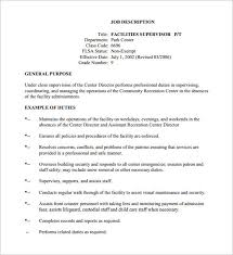 Samples Of Job Descriptions Sample Of Job Description Magdalene Project Org