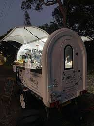 If they add on bagels, danish pastries, panini sandwiches, cookies or other upsell items like other coffee shops do, they can potentially double their sales. Check Out Abbey S Coffee Trailer Mobile Coffee Business Facebook