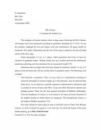 Research Paper Samples Cover Page For Essay Mla Asa Format Sample