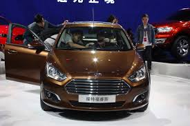 All-New Ford Escort Unveiled At Beijing For Chinese Market Only ...