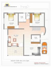 indian duplex house plans 1200 sqft new 800 sq ft house plans 2 bedroom square house