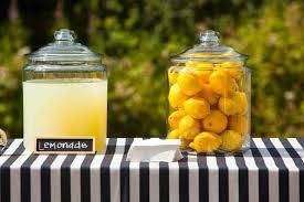 Image result for lemons and lemonade