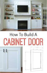 Cabinet Door how to build a raised panel cabinet door photos : Make Shaker Cabinet Doors How To Build Cabinet Carcass How To Make ...