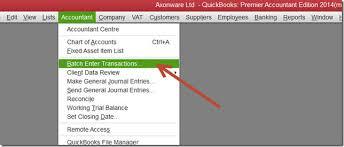 quickbooks desktop accountant 2021