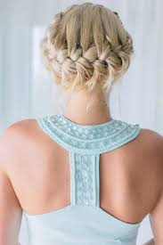 Id E Coiffure Cheveux Mi Long Mariage Mariage Toulouse
