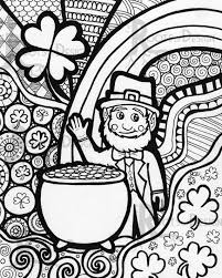 Small Picture st patricks coloring pages 28 images st patricks coloring