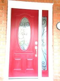 replacement sidelight glass inserts front door installing