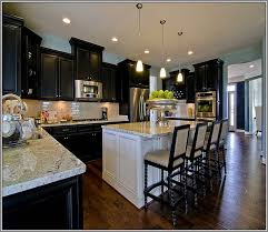 dark cabinets kitchen. Best 25 Dark Kitchen Cabinets Ideas On Pinterest Amazing Of Cabinet