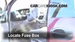 1998 Caravan Fuse Diagram Ford Econoline Fuse Box Diagram