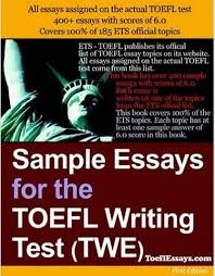 Free Download Sample Essays For The Toefl Writing Test Book5s Com