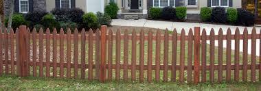 Fiberon WoodShades Gothic Picket Fencing Home Depot Fence Panels Or