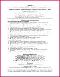 Warehouse Supervisor Job Description For Resume warehouse supervisor resume bio letter format 65