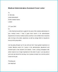 Administrative Cover Letter Example Cool Administrative Assistant Cover Letter No Experience