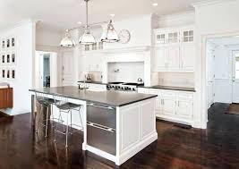 modern white kitchens with dark wood floors. Interesting Modern White Kitchen With Dark Wood Floors Modern Floor  Kitchens  Intended Modern White Kitchens With Dark Wood Floors U