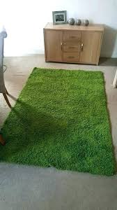 green grass rug grass rug green cm long pile fake outdoor green grass looking rug