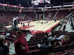 Colonial Life Arena Interactive Seating Chart Colonial Life Arena Section 117 South Carolina Basketball