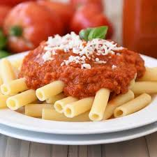 homemade canned spaghetti sauce recipe