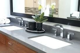 seal quartz countertops amazing ideas sealing quartz bathroom trends can mimic the need white kitchen can