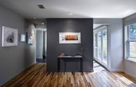 accent wall lighting. Design Ideas With Accent Wall Baseboards Ceiling Lighting Grey Walls A