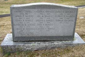 Ida M. Storms Daniels (1857-1908) - Find A Grave Memorial