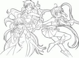 Small Picture Printable Coloring Pages Mermaid Melody Pichi Pichi Pitch 103