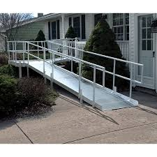 ramp systems and calculating ramp length