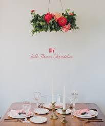 diy silk flower chandeli on cricut design space star diy paper flower chandelier fl