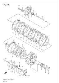 Amazing suzuki quadrunner wiring diagram images electrical 2005 suzuki boulevard c50 vl800 clutch parts best oem clutch