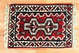 red kitchen accent rugs area with accents small washable best of contemporary r rug petite brick