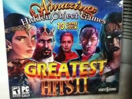 Hidden object games are all about finding things. Amazing Hidden Objects Games Greatest Hits Pc 734113031995 Ebay