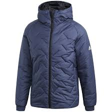 <b>Куртка мужская BTS</b> Winter, синяя, размер XL оптом под логотип