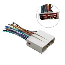 online get cheap stereo wire harness aliexpress com alibaba group How To Install Wire Harness Car Stereo 10pcs car radio cd player wiring harness audio stereo wire adapter for ford install aftermarket stereo how to install a car stereo without a wire harness