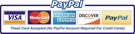 Image result for paypal credit cards accepted