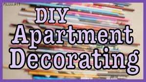 Diy Kitchen Decorating Diy Decorating An Apartment Kitchen Youtube