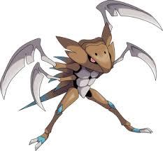 Pokemon 8141 Mega Kabutops Pokedex Evolution Moves