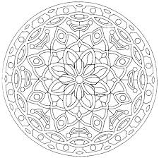 expert mandala coloring pages for kids spring page fashion printable level expert mandala