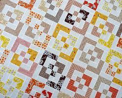 Red Pepper Quilts: KJR Quilt - A Block Jumble Bento Box block 12 ... & Charm pack Adamdwight.com
