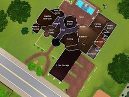 sims 3 basement ideas. sims 3 floor plan ideas google search i love the shapes in this design basement c