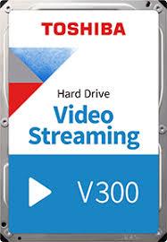 <b>V300 Video Streaming</b>|Cosumer Internal Drives|<b>TOSHIBA</b>