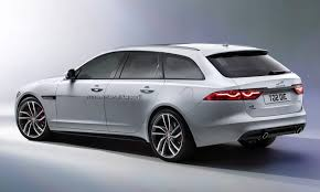 2018 jaguar wagon. interesting 2018 2018 jaguar xf sportbrake 2 rear angle tailpipe throughout jaguar wagon a