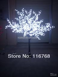 outdoor blossom tree led lights. 2m pure white led lighted blossom trees artificial cherry tree lights outdoor led h